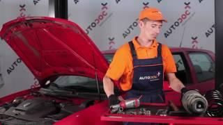 Video pamācības par to kā pats labot savu automašīnu