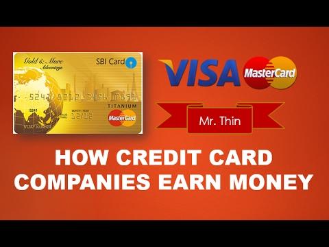 How credit card companies earn money credit card business model how credit card companies earn money credit card business model youtube colourmoves