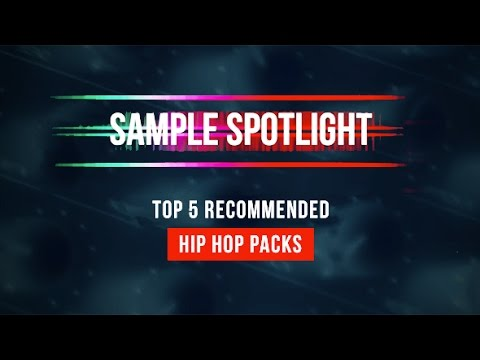 5 Of Our Best Hip Hop Samples Packs - Loopmasters Sample Spotlight