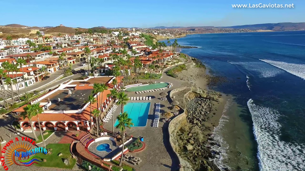 Las Gaviotas Rosarito Beach Baja Mexico Www Lasgaviotas
