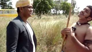 Kurudu Kanchana - A short movie from RNSIT student Puneeth Parthasarathi