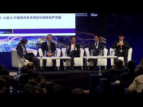 China real estate - Owners and Developers | World Built Environment Forum Annual Summit 2017