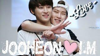 Jooheon x I M Monsta X