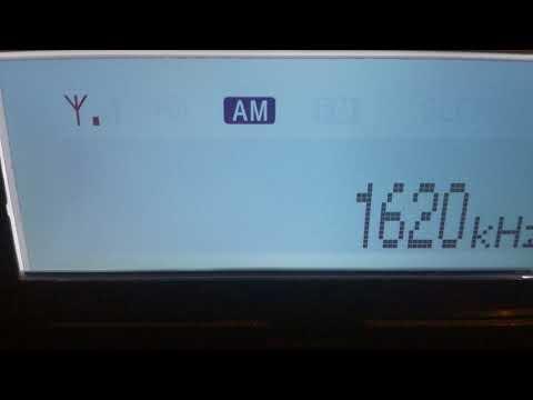 1620 kHz tentative Radio Rebelde, Cuba, and WDHP, U. S. Virgin Islands, 7th April, 2018