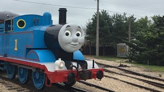 Illinois Railway Museum: Day Out With Thomas