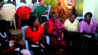 Brucellosis focus group, Tanzania