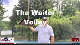 Tennis Tips: Best Backhand Volley Tip to Add Extra Power