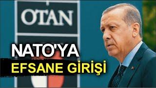 Erdoğan'ın NATO Karargahının Aklını Aldığı An  2018 - Kurtlar Vadisi