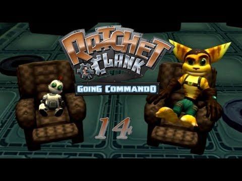 Ratchet And Clank 2 - Capítulo 14: Rescatar A Angela (Let´s Play En Español)