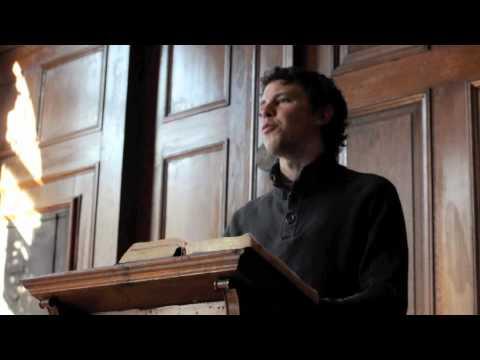 Stuff Presbyterian Seminarians Say