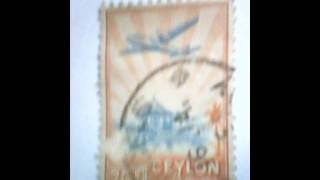 Buy Old Ceylon Stamps