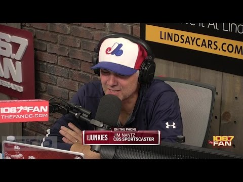 Jim Nantz: Expectations for Tiger Woods