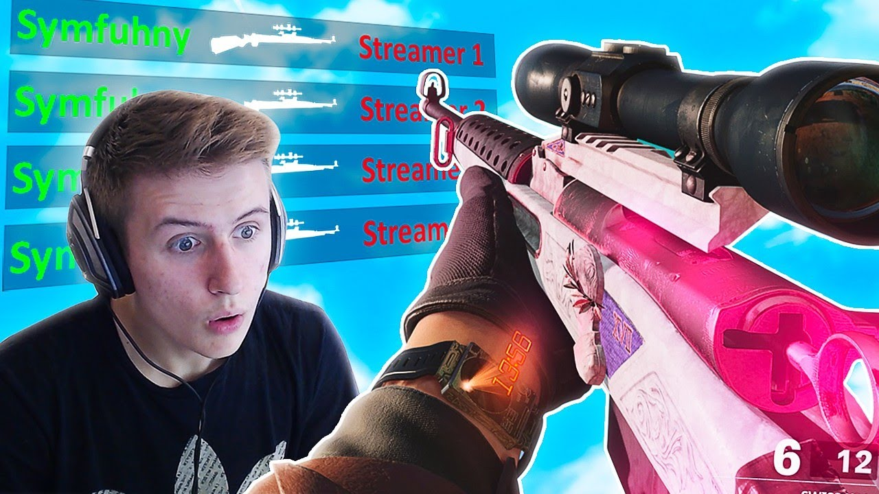 This ONE-SHOT Swiss Sniper Loadout is INSANE!! - Symfuhny