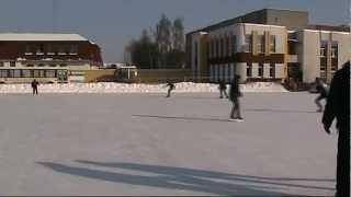 XISTH ICE SKATING [Lida] [Трюки на коньках]