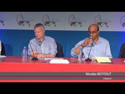 Faut-il renoncer à la mondialisation ? Session 28 - REAix2017