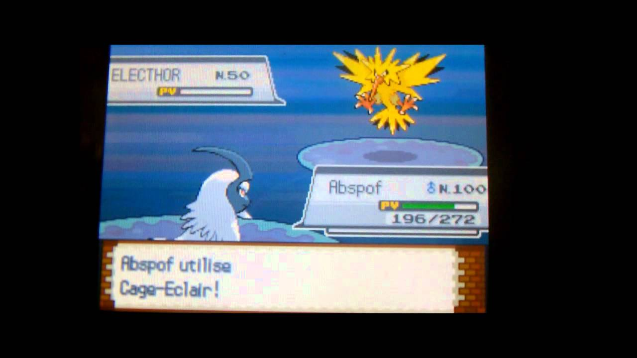 how to catch zapdos in pokemon heart gold