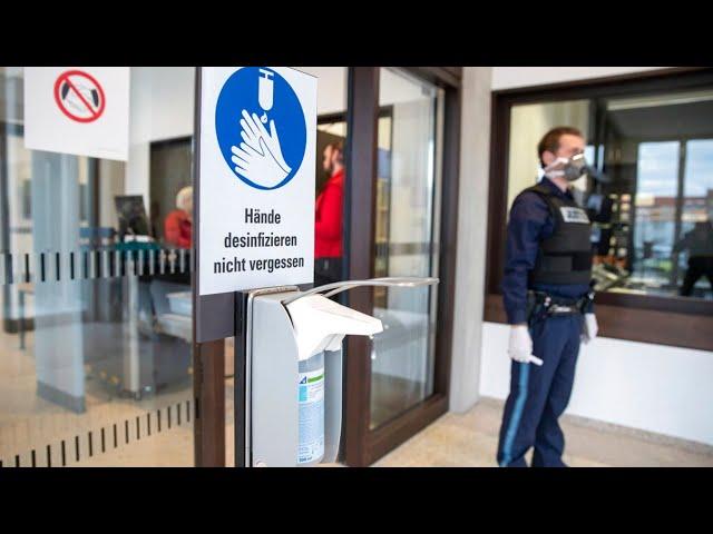 Die Lage in Deutschland am Donnerstag 3. April - RKI-Pressekonferenz zum Coronavirus