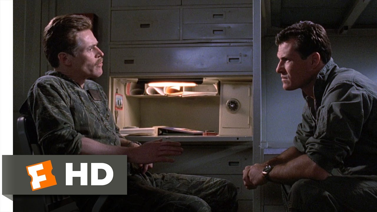 Download Flight of the Intruder (6/10) Movie CLIP - You Want to Bomb Hanoi? (1991) HD
