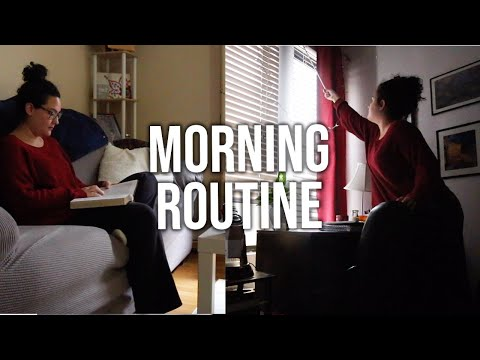 MORNING ROUTINE: Cozy Fall NYC Mornings