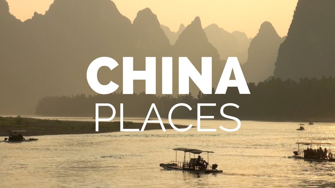 10 Best Places to Visit in China - Travel Video