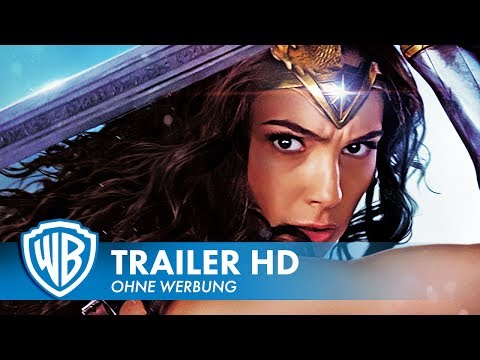 WONDER WOMAN - Trailer #5 Deutsch HD German (2017)
