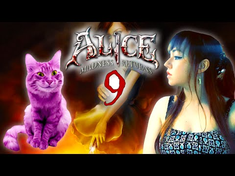 Pooping Fire | Alice: Madness Returns | 9