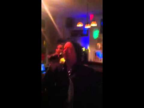 G-Man Style karaoke at the Leopard - Norwich