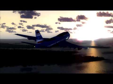 Orient Thai B747-100 Take Off Phuket