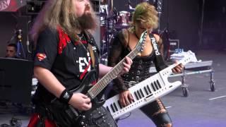 CATHARSIS / Иной / LIVE (Москва, Moscow Metal Meeting 2014, Зелёный Театр, 30.08.14)