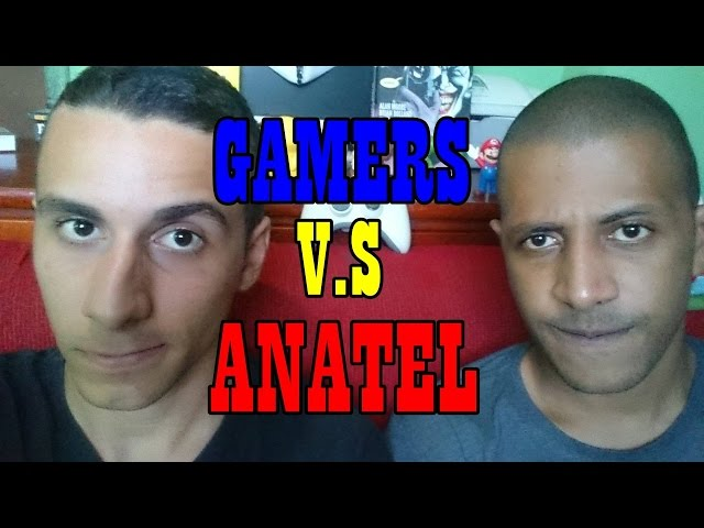 Gamers Vs Anatel - Internet Justa