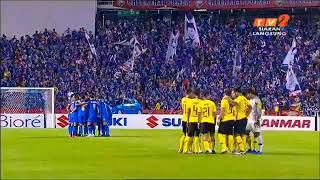 Semifinal Aff Suzuki 2018 Thailand Vs Malaysia 2nd Leg Full Game
