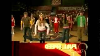 HIgh School Musical dance along - WE all in this together - MIRROR IS ON