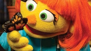 Sesame Street's New Character Is Part Of A Bigger Lesson On Diversity