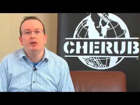 Author Robert Muchamore on the CHERUB series