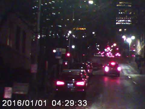 Seattle and area in my DASH CAM 78