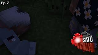END OF THE ROAD   Minecraft Satu Nyawa   Ep. 7 [MALAYSIA]