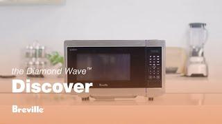 Breville Diamond Wave Microwave