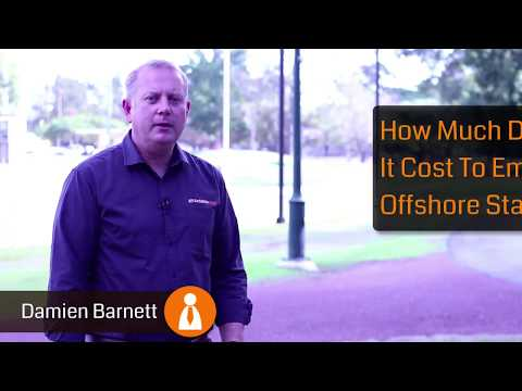 How Much Does It Cost To Employ Offshore Staff?