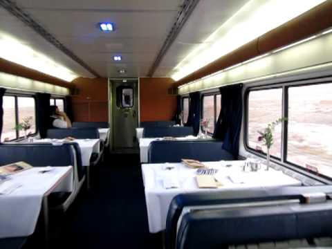 Onboard Amtrak S California Zephyr Youtube