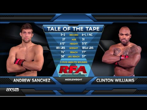 Fight of the Week: El Dirte Sanchez Back With a Vengeance at RFA 26