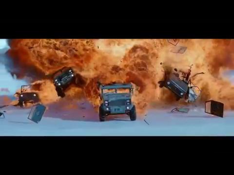 FAST AND FURIOUS 8   Trailer 2 German Deutsch 2017