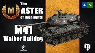 The Master of Highlights: M41 Walker Bulldog