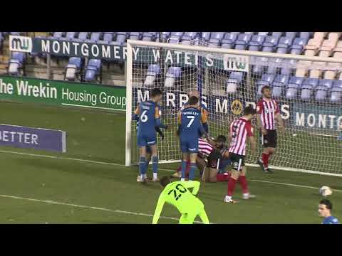 Shrewsbury Sunderland Goals And Highlights