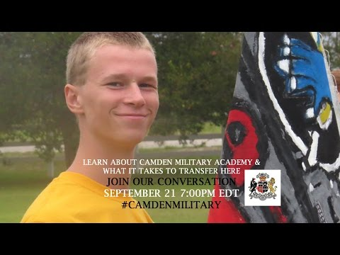 Camden Military Academy: Preparing Young Men for the Future
