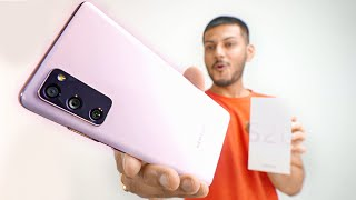 Samsung S20 FE 5G Unboxing and Quick Look - New Flagship Killer ?