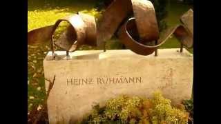 Das Grab von Heinz Rühmann