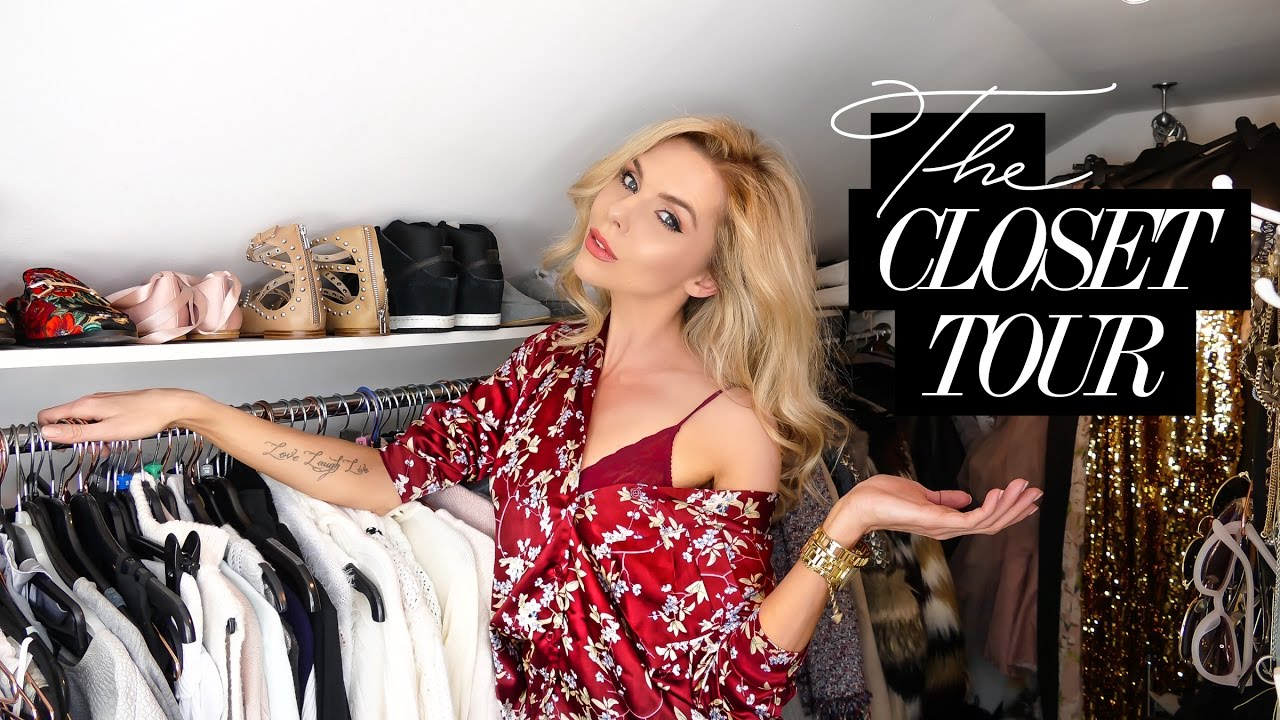 THE CLOSET TOUR