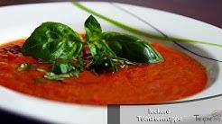 Kochen war noch nie so einfach -Tomatensuppe nach italienischer Art mit suchtgefahr