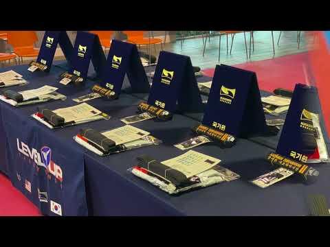 Level Up Taekwondo 2020 Kukkiwon Certified Black Belt Test