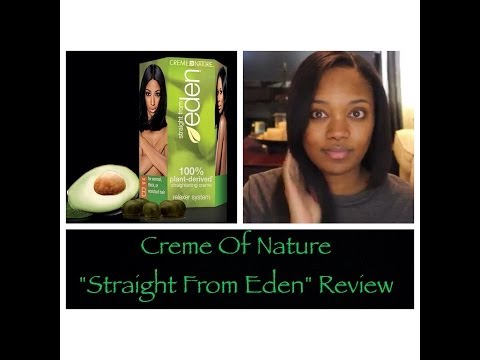 "#151: CREME OF NATURE ""STRAIGHT FROM EDEN"" REVIEW"